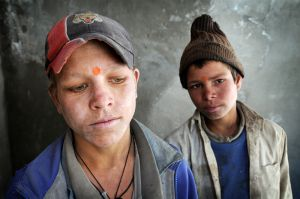 Nepali Construction Workers
