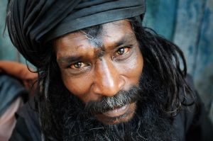 Among the strangest of Sadhu sects are the Aghoris.  They are known to practice human sacrifice, engage in cannibalism and rituals involving dead bodies.